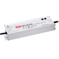 MEAN WELL POWER SUPPLY HEP-150 12V 24V 36V 48V 54V 150W industrial ac to dc switching power supply with 6 years warranty