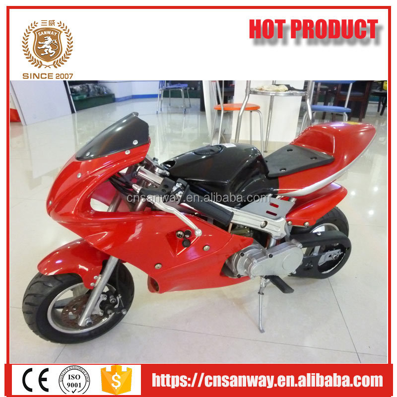 49cc 2 stroke Pocket bike 08M