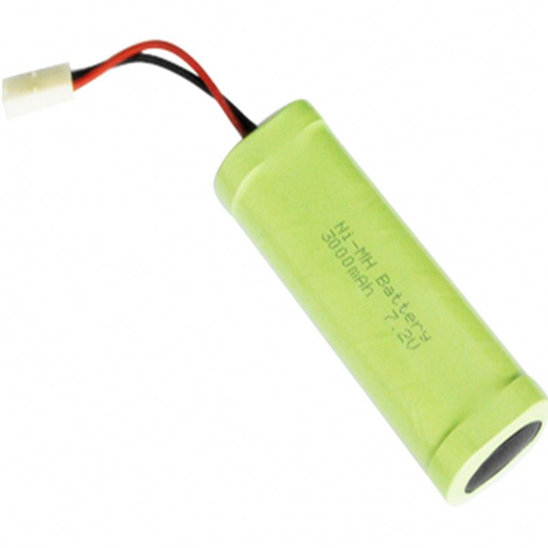 ni-mh lamps sc battery pack /nh-mh sc3000*6 7.2v for toys