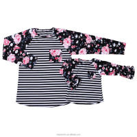 Fall Autumn Shirt New Floral Design