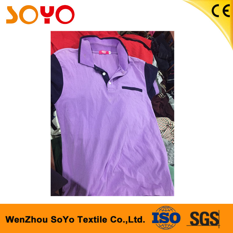 Wholesale used export clothes cheap price used clothes clothing factories in china