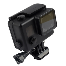 Professional 30M Waterproof Camera BLACK Housing Case for GoPro hero 3+ 4 Sport camera GP225B