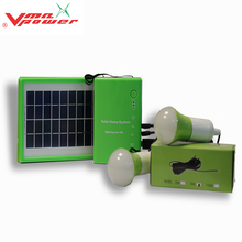 New Model 3W9V solar energy home appliances products solar lighting kit