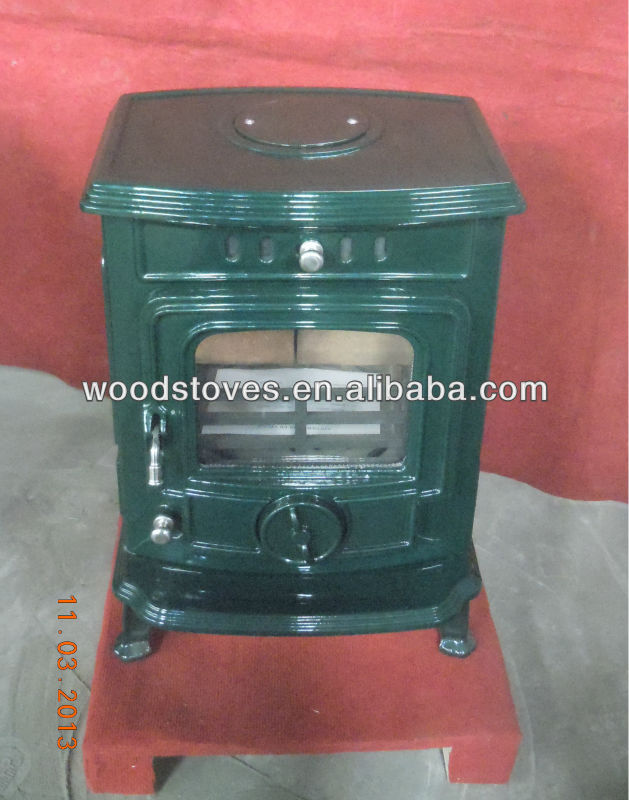 629 wood stove, cast iron wood burning stove, multi-fuel stove, boiler stove
