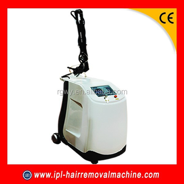 30W RF tube acne scar treatment fractional co2 laser