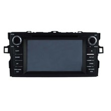 Android 5.1.1 for Toyota Auris 2008-2011car radio/stereo dvd player with 1024*600 HD Screen gps 3g wifi mirror link