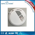 Low price ceiling mounted stand-alone smoke alarm with battery back-up with low power consumption CMOS processing