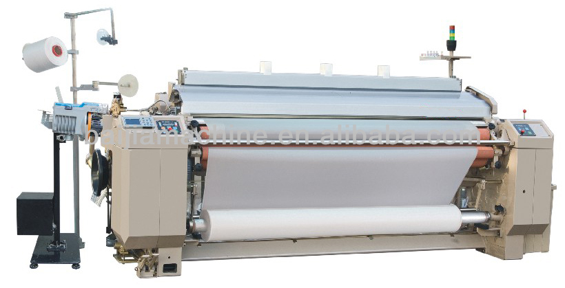 Qingdao baijia JWB-922 high-speed heavy water jet loom in sulzer 360cm textile machine/weaving loom