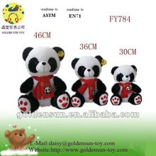 Best Selling panda toys Stuffed Animal Plush Toys