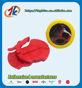 Hot sale mini Flying disc shooter toy