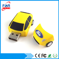 Shenzhen Supplier Professional High Quality Best Price Car USB Flash Drive for Promotion Gifts 128MB-64GB