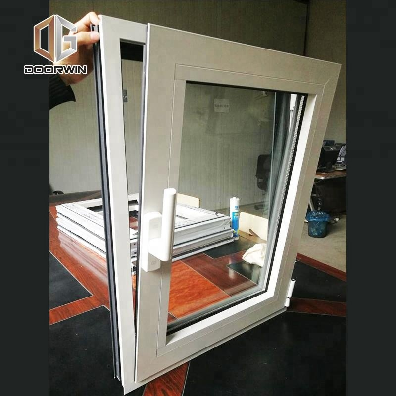Aluminum wood casement windows door and window with as2047 standard doors wall