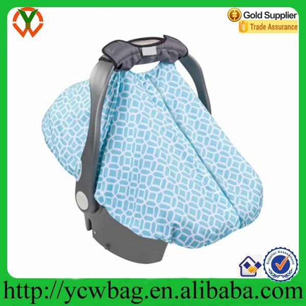Wholesale Cheap 100% cotton Baby Infant Car Seat Cover