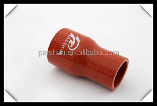 76mm Flexible Straight Rubber Silicone Hose Reducer