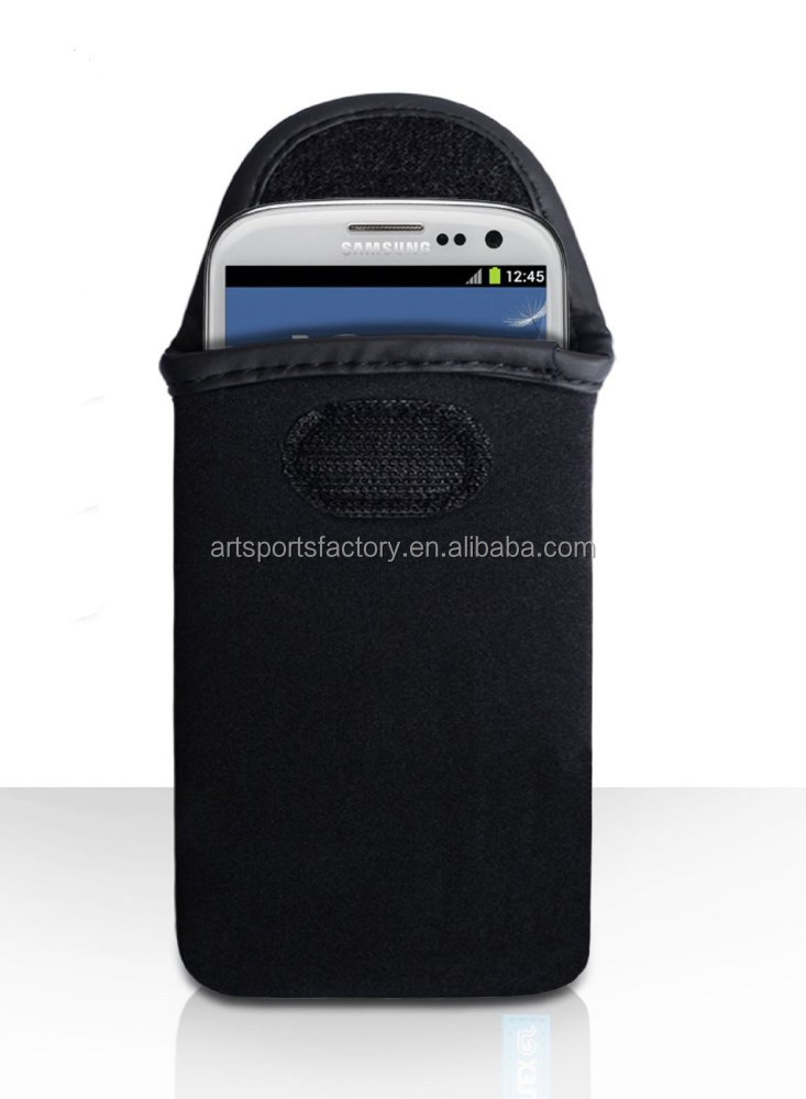 factory price neoprene phone case for Samsung Galaxy S3