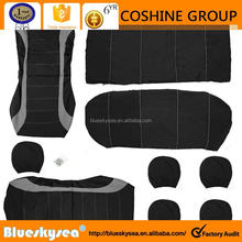2017 waterproof car seat cover waterproof car seat cover with low price car seat cover leather for toyota axio F1113