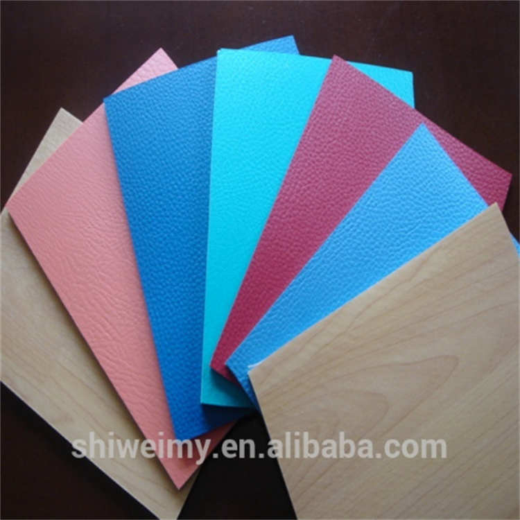 Indoor outdoor PVC material sport flooring for badminton court
