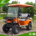 Club Car 4 Seater Gas Powered Golf Carts with Ce certificate