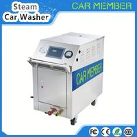 High pressure steam cement vacuum cleaner floor tile steam cleaner