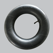 Super airtightness natural rubber/butyl rubber motorcycle inner tube 4.00-8