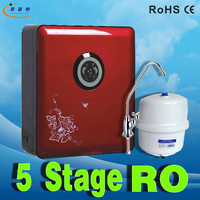China factory Durable High Quality reverse osmosis alkaline 5 stage Ro Purifier Water Filter