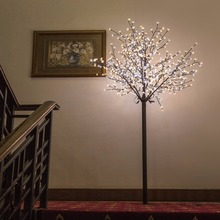 High Quality Home Decoration 7ft 600 Led Cherry Blossom Tree Light