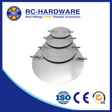 manual air duct damper hvac ducting air damper