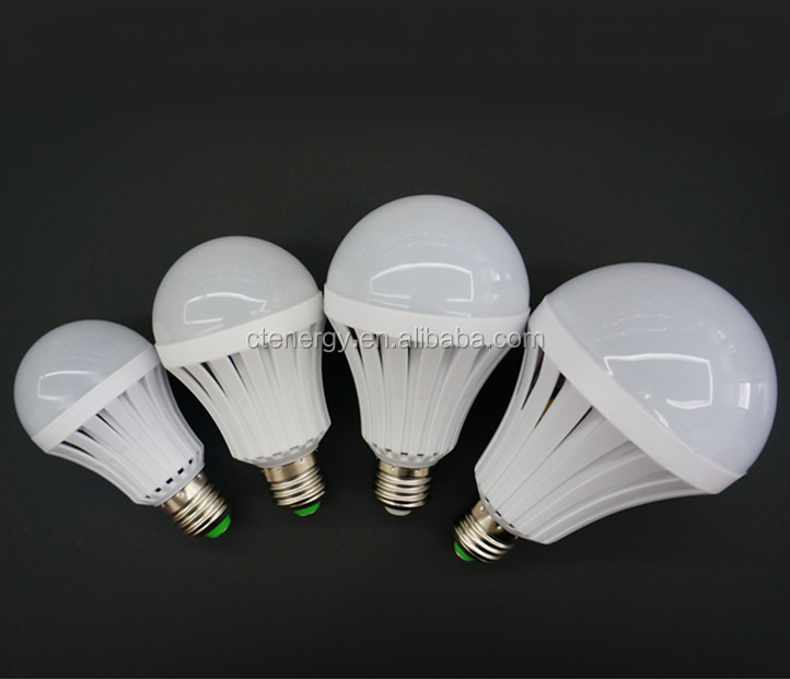10 different colors emergency led bulb rechargeable for for Buyers choice light bulbs