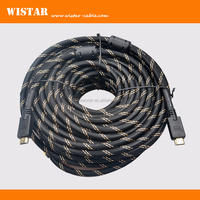 WISTAR super length 50M hdmi cable with IC for HDTV, DVD player, projector,home multimedia