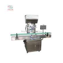 automatic peristaltic pharmaceutical syrup/cream puff filling machine for sale