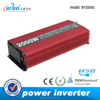 Off grid 2000w dc to ac 12v 220v pure sine wave inverter