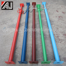 Durable money saving adjustable iron acrow props for construction