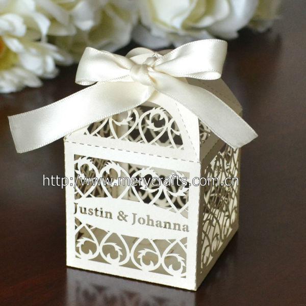 Alibaba Wedding Gift Box : ... Wedding Box,Laser Cut Gift Box,Wedding Sweet Boxes Product on Alibaba