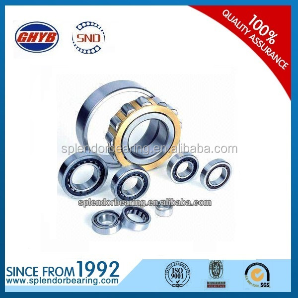 china supplier competive price cylindrical roller bearing NJ208