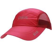 Long Brim Dry-fit Reflective Sports Hat