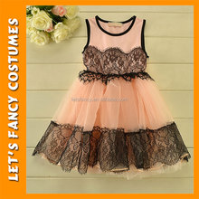 PGCC2165 New Design Girl Dress Wedding Birthday Party Children Long Frocks Design