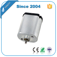 Chinese brand permanent magnet 15mm 3v electric dc motor 8900rpm for toy car