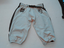 custom design youth American football pants