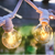 E12/E17 Base Outdoor/Indoor Holiday Decorative Waterproof String Light
