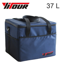 37 L Large Good Quality Eco-Friendly Cooler Box Bag Travel Picnic Fish Fitness Freezer Insulated Cooler Bag