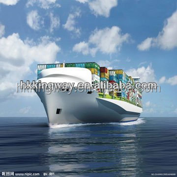 sea freight from ningbo china to France/Germany/UK/Portugal