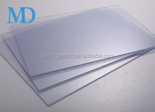 Clear Transparent Non-toxic Petg Plastic Sheets For Face Mask Shield