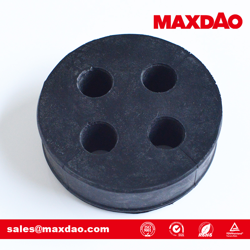 rubber support insert