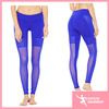 Women sports yoga pants compression wholesale breathable leggings running gym pants