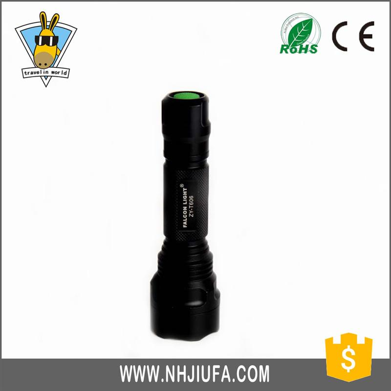 High Lumens large capacity with long lighting flashlight
