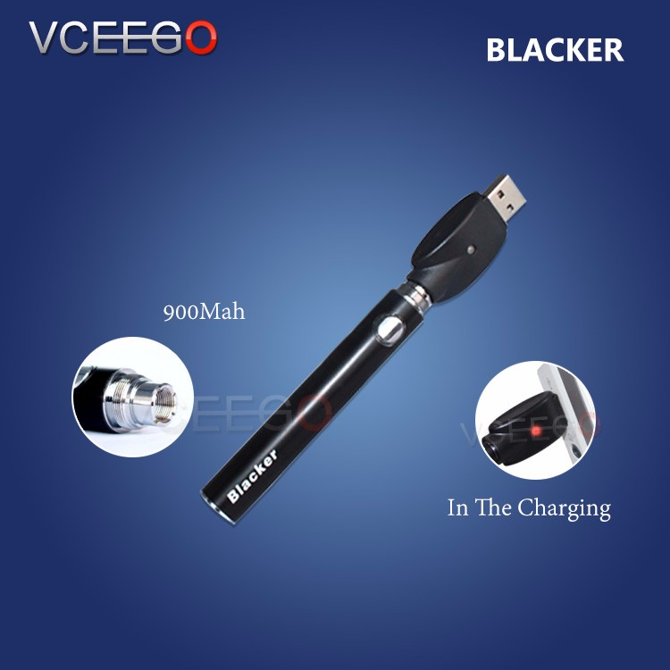 New electronic cigarette products oil vaporizer cartridge pen blacker wax pen with wholesale price now