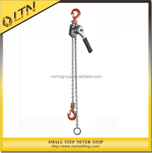 Professional Manufacturer Hand Operated Manual Lever Chain Hoist
