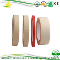 Best selling items Rubber Based automotive paper masking tape