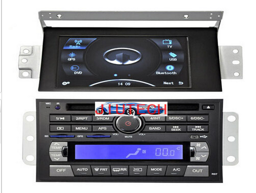 Car DVD Player for Great Wall Hover Stereo Satnav GPS Navigation Autoradio Headunit car DVd player