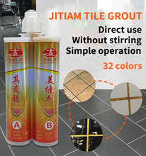 Epoxy Resin Glue Beauty seam Sealant For Gap Filling Stick Ceramic Wall Tile Sealant Adhesive/agent